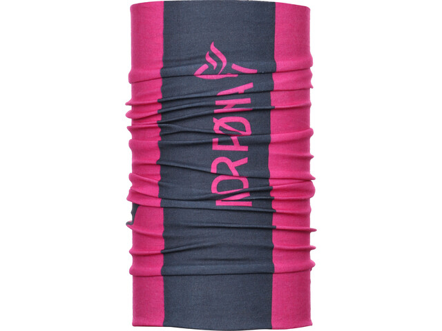 Norrøna /29 Microfiber Neck grafitti pink